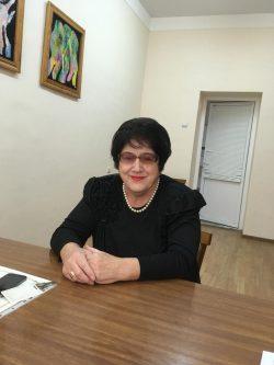 Каграманян Эмма Артемовна