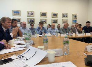 Ректор КБГУ Юрий Альтудов принял участие в совещании федеральной экспертной группы «Устойчивое развитие»