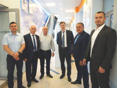 «Композиты России» и КБГУ обсудили перспективы работы