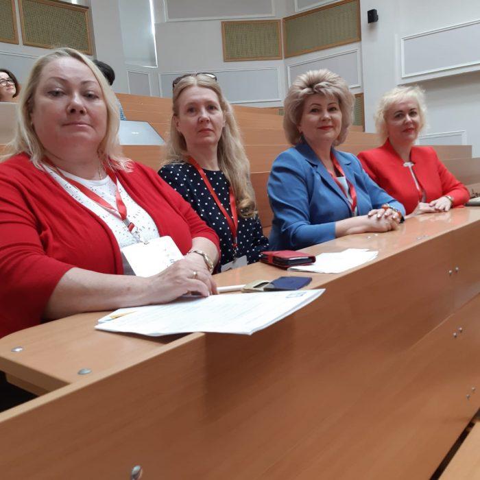 На Европейском психологическом конгрессе