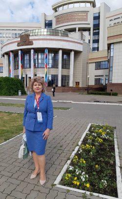 Директор ИППиФСО приняла участие в Европейском психологическом конгрессе