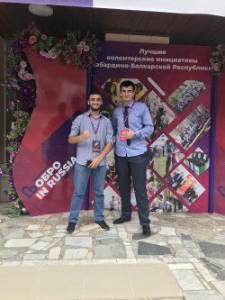 Проекты КБГУ выиграли гранты на Всероссийском конкурсе молодежных проектов
