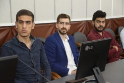 Визит посла Иордании в КБГУ (