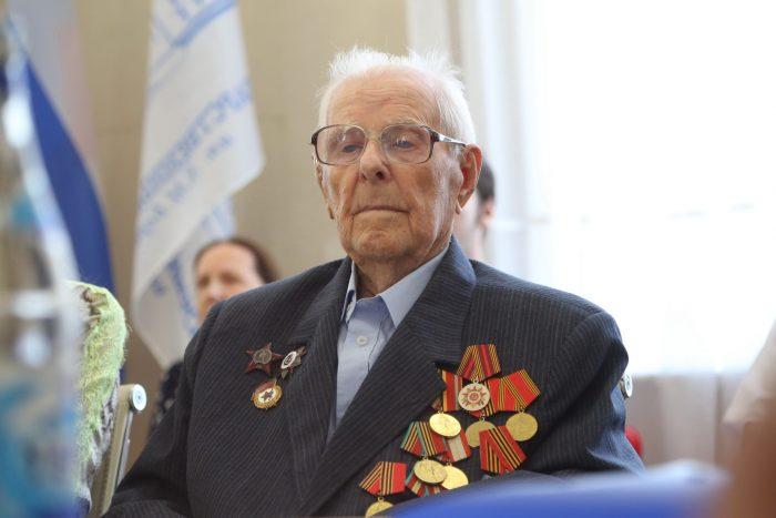 Ветеран Ожеред КБГУ 100 лет