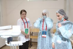 Молодые стоматологи России, Казахстана и Узбекистана боролись в КБГУ за пальму первенства