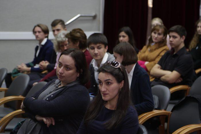 Конкурс ораторского мастерства