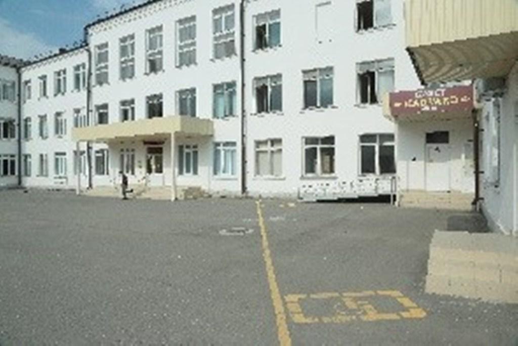 Корпус колледжа информационных технологий и экономики КБГУ