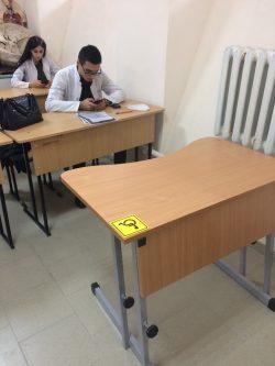 Корпус медицинского факультета на ул. И. Арманд, 1 _3