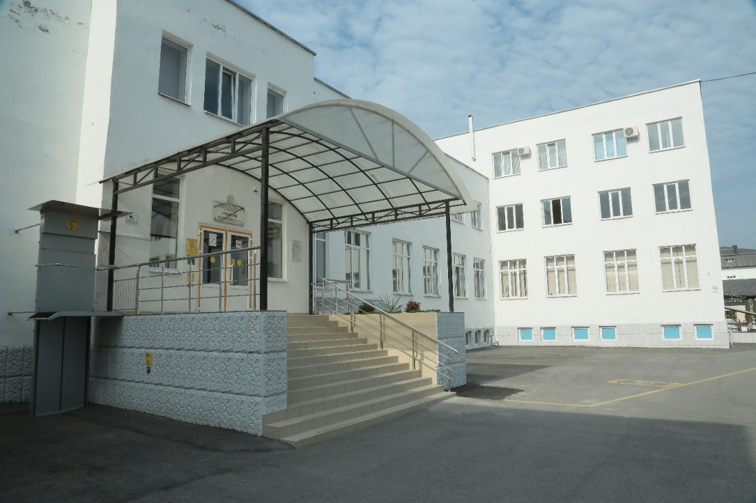 Корпус педагогического колледжа