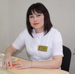 Кудаева Джамиля Анатольевна