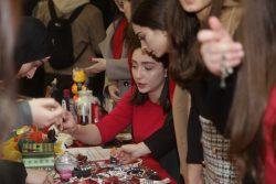 Предновогодняя благотворительная ярмарка в КБГУ