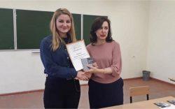 В КБГУ прошла научная конференция на английском языке
