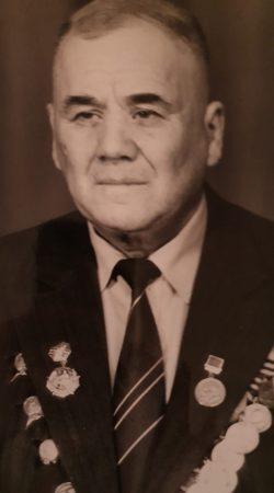 Апеков Виктор Алексеевич