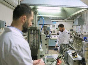 Лаборатория прогрессивных полимеров КБГУ