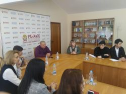 Студенты и аспиранты КБГУ приняли участие во Всероссийской конференции в РАНХиГС