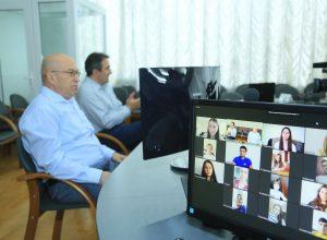 Ректор КБГУ Юрий Альтудов заявил, что не торопится расставаться с выпускниками 2020