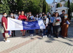 КБГУ и Совет женщин Нальчика отметили Международный день мира