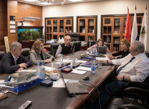 КБГУ и СПбПУ будут развивать сотрудничество в рамках реализации программы научного центра мирового уровня (НЦМУ) «Передовые цифровые технологии»