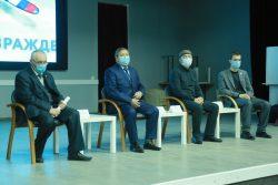 В КБГУ прошла профилактическая акция против терроризма и экстремизма
