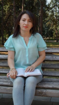Ашхотова Фарида Муаедовна (Ащхъуэт Фаридэ МуIэед ипхъу)