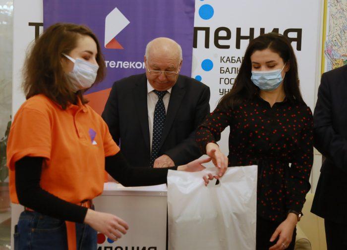 КБГУ УМНИК Ростелеком