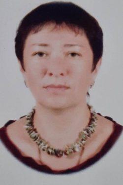 Янишевская Оксана Анатольевна