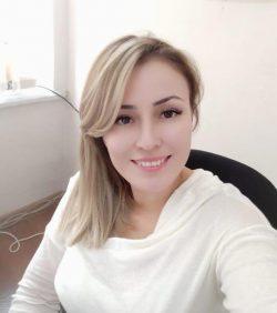 Бекбоева Инга Хасановна