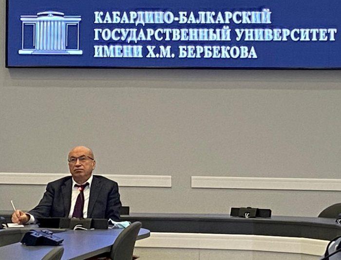 Юрий Альтудов о взаимодействии вузов по компетенциям мирового уровня