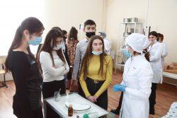 Медицинский колледж КБГУ открыл свои двери для абитуриентов 2021