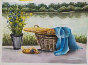 Успех студентов ИАСиД КБГУ в международных конкурсах по рисунку и живописи