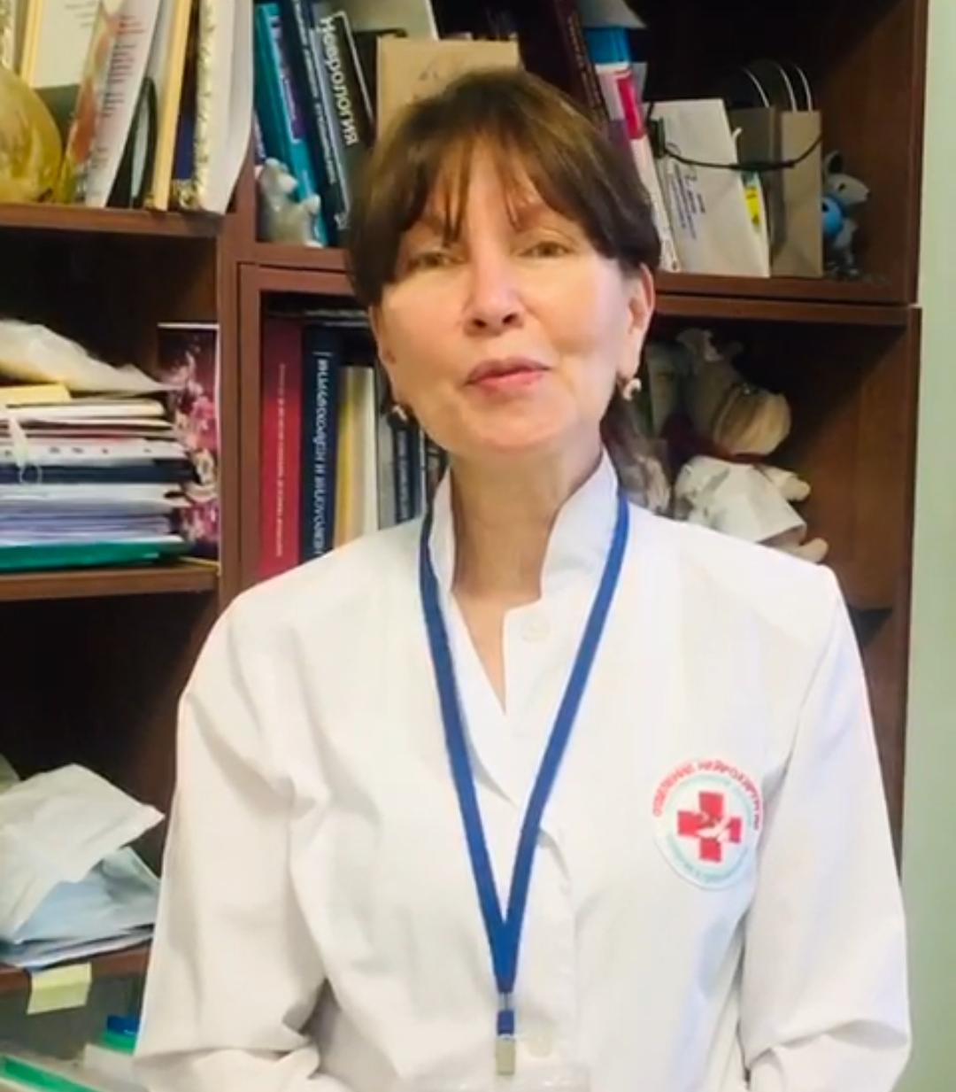 Жанна Семенова