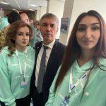 В V Всероссийском форуме волонтеров-медиков приняли участие добровольцы из КБГУ