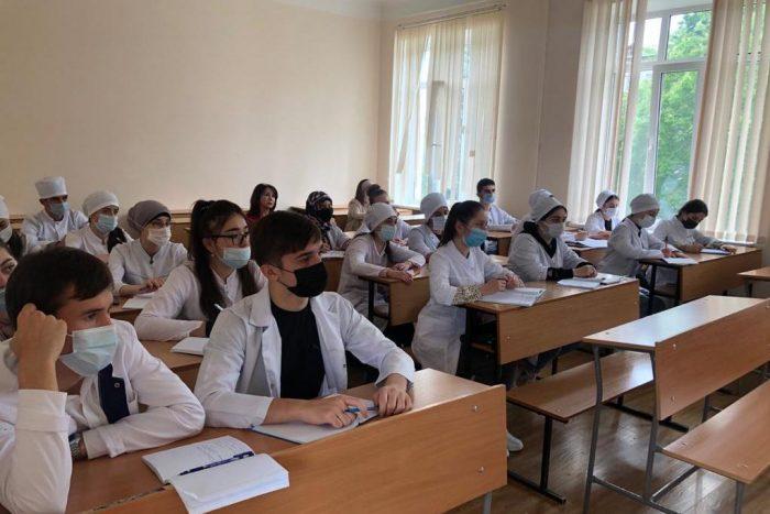 Открытое лекционное занятие на тему «Наследственность и патология. Хромосомные болезни»