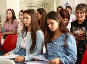 В КБГУ прошла конференция о проблемах профессиональной деятельности будущих педагогов и воспитателей