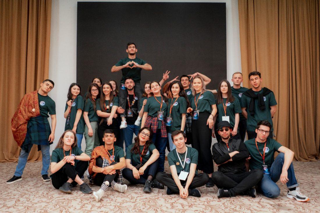 В КБГУ прошёл спортивно-оздоровительный форум «Lime»