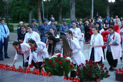 День памяти и скорби отметили в КБГУ
