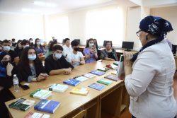 Студенты медицинского колледжа КБГУ посетили выставку «Новые производственные технологии и материалы»