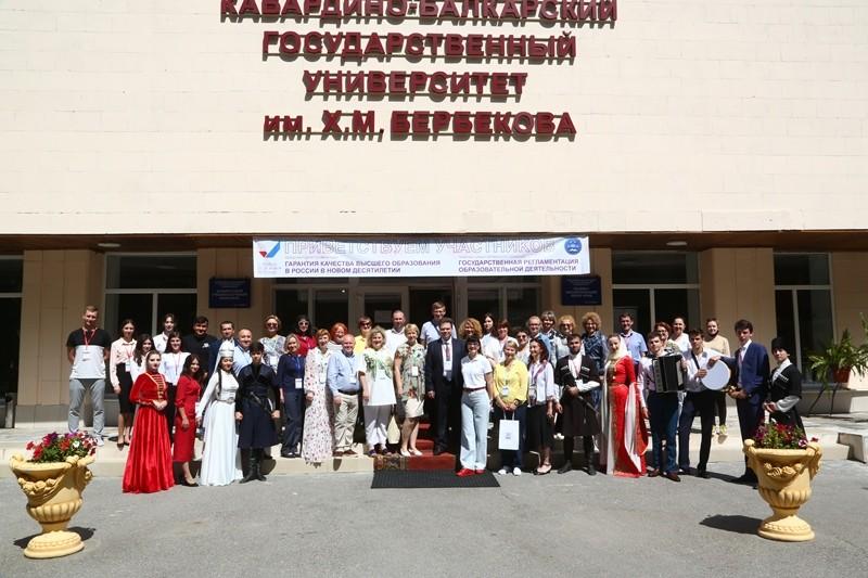 На базе ЭУНК КБГУ прошёл семинар Росаккредагентства