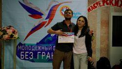 Социальные проекты студентов КБГУ отличились на форуме «Без границ»