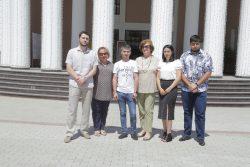Команда КБГУ – призер Data-хакатона по решению глобальных социальных задач