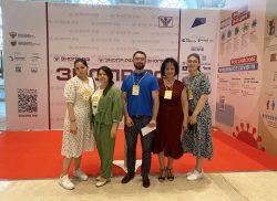 Медфак КБГУ принял участие во Всероссийском форуме «Здоровье нации – основа процветания России»