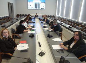 В КБГУ поставили задачи перед заместителями директоров учебных подразделений по научной деятельности