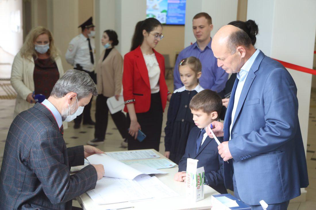 КБГУ присоединился к Всероссийской акции «Семейный день»