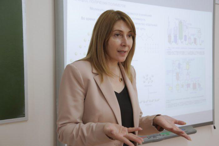 Светлана Хаширова КБГУ