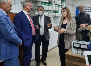 КБГУ заключил договор с Московским государственным медико-стоматологическим университетом