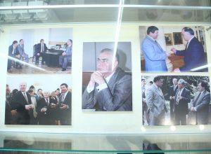 Музей КБГУ выставка о Кокове ВМ