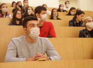 Студенты КБГУ присоединились к работе Первого международного студенческого туристического конгресса