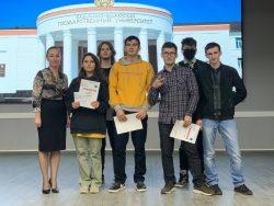 Студенты КБГУ соревновались в знании истории вуза
